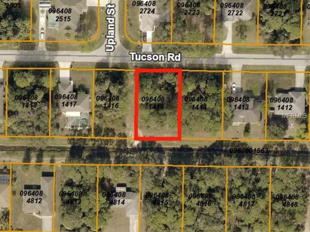 Tucson Rd, North Port, FL 34286 (MLS #C7406903) :: RE/MAX Realtec Group