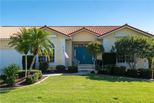 88 Colony Point Drive, Punta Gorda, FL 33950 (MLS #C7406907) :: Medway Realty