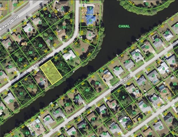 20527 Albury Drive, Port Charlotte, FL 33952 (MLS #C7406921) :: Medway Realty