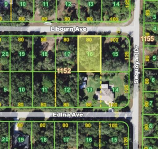 16125 Libourn Avenue, Port Charlotte, FL 33954 (MLS #C7406945) :: GO Realty