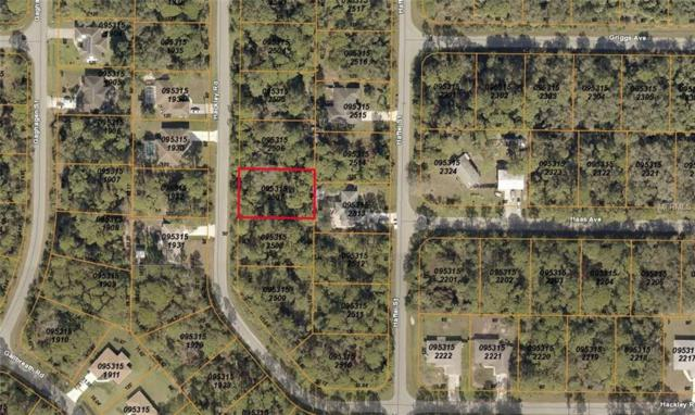 Hackley Road, North Port, FL 34291 (MLS #C7406956) :: Mark and Joni Coulter | Better Homes and Gardens