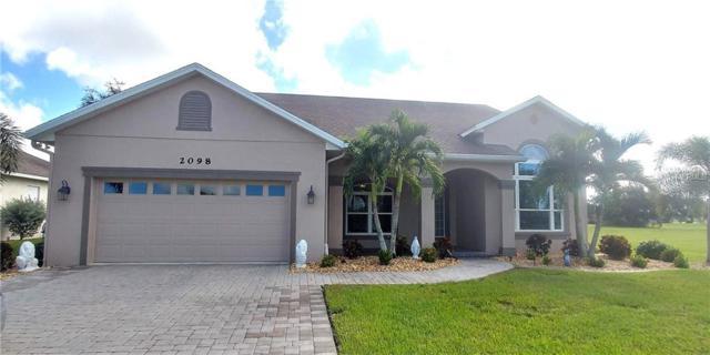 2098 Newcastle Lane, Punta Gorda, FL 33983 (MLS #C7406964) :: Baird Realty Group