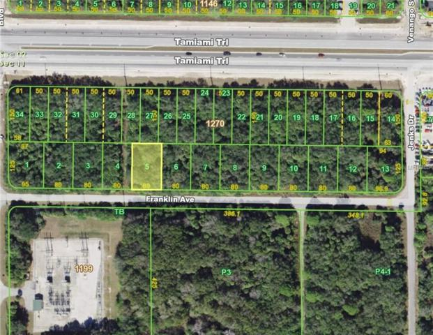 16432 Franklin Avenue, Port Charlotte, FL 33953 (MLS #C7407000) :: Rabell Realty Group