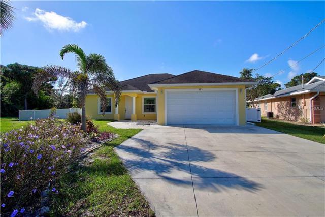 101 Sidney Court, Rotonda West, FL 33947 (MLS #C7407100) :: The Lockhart Team