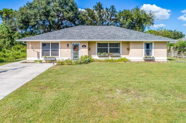 4208 Mulgrave Avenue, North Port, FL 34287 (MLS #C7407166) :: Team Touchstone