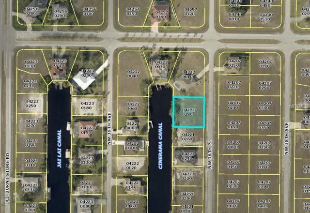 1044 NW 38TH Place, Cape Coral, FL 33993 (MLS #C7407169) :: Baird Realty Group