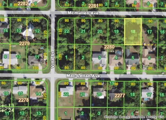 23233 Mcmullen Avenue, Port Charlotte, FL 33980 (MLS #C7407176) :: Delgado Home Team at Keller Williams