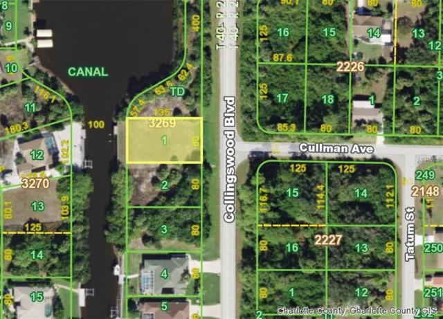 4393 Collingswood Boulevard, Port Charlotte, FL 33948 (MLS #C7407184) :: Delgado Home Team at Keller Williams