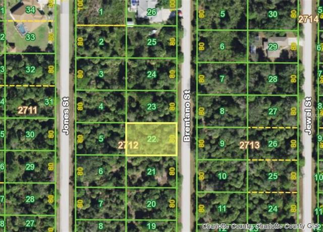 3429 Brentano Street, Port Charlotte, FL 33948 (MLS #C7407199) :: Medway Realty