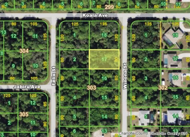 3463 Winona Street, Port Charlotte, FL 33948 (MLS #C7407201) :: Medway Realty