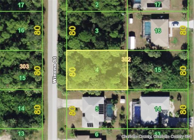 3480 Winona Street, Port Charlotte, FL 33948 (MLS #C7407203) :: Medway Realty