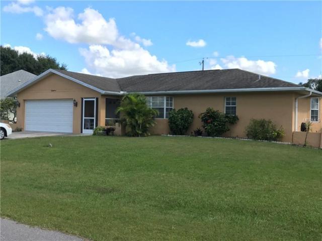 1018 Bounds Street, Port Charlotte, FL 33952 (MLS #C7407318) :: Baird Realty Group
