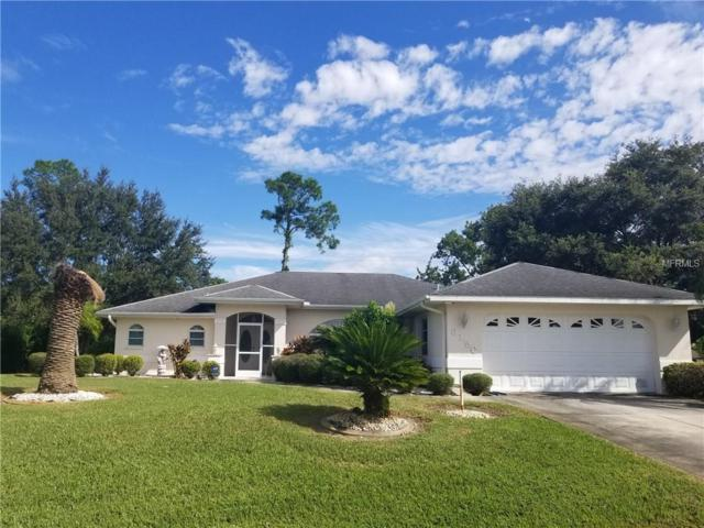 3130 Iverson Street, Port Charlotte, FL 33952 (MLS #C7407335) :: The Duncan Duo Team