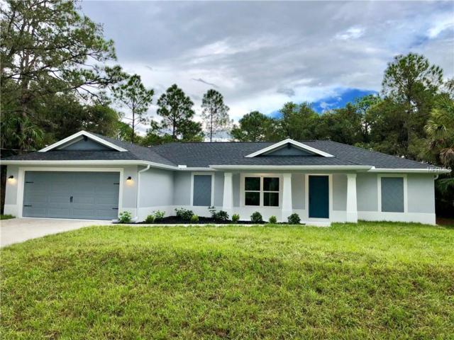 5698 Jericho Avenue, North Port, FL 34288 (MLS #C7407349) :: Medway Realty