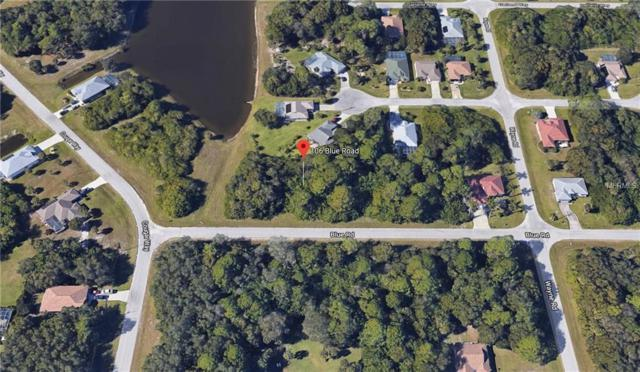 106 Blue Road, Rotonda West, FL 33947 (MLS #C7407381) :: Baird Realty Group