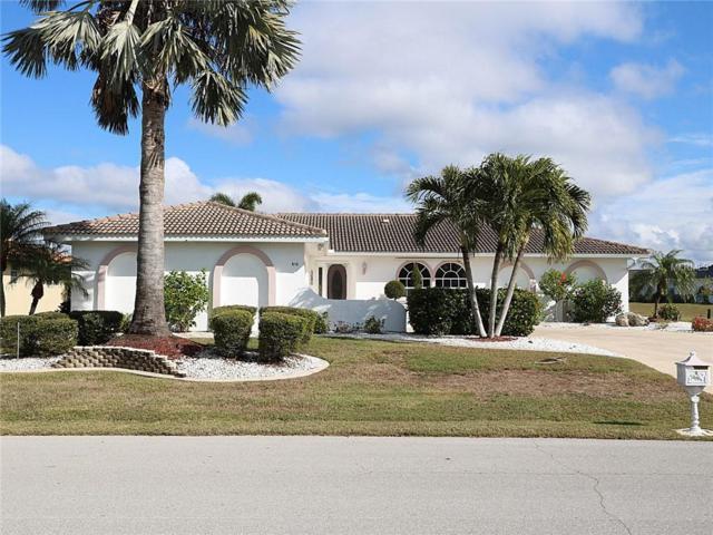 610 Eleuthera Drive, Punta Gorda, FL 33950 (MLS #C7407396) :: Medway Realty