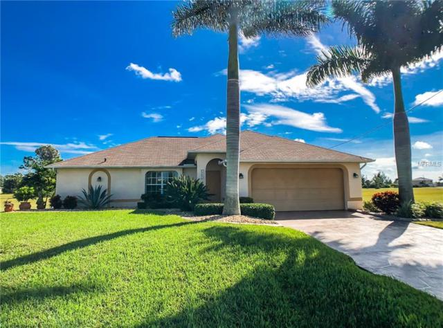2337 NW 37TH Place, Cape Coral, FL 33993 (MLS #C7407427) :: The Duncan Duo Team