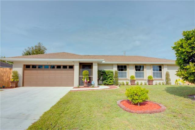 812 Kennwood Terrace NW, Port Charlotte, FL 33948 (MLS #C7407443) :: Mark and Joni Coulter | Better Homes and Gardens