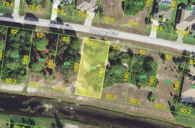 592 Boundary Boulevard, Rotonda West, FL 33947 (MLS #C7407471) :: Mark and Joni Coulter | Better Homes and Gardens