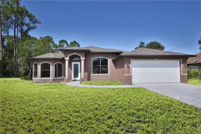2050 Sandia Street, Port Charlotte, FL 33953 (MLS #C7407474) :: Delgado Home Team at Keller Williams