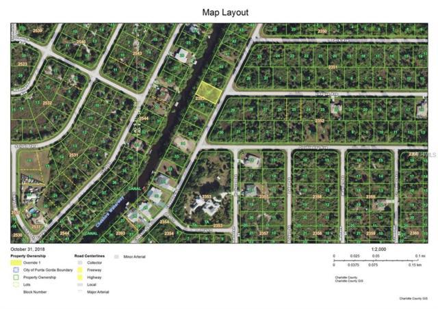 225 Cheshire Street, Port Charlotte, FL 33953 (MLS #C7407489) :: Cartwright Realty