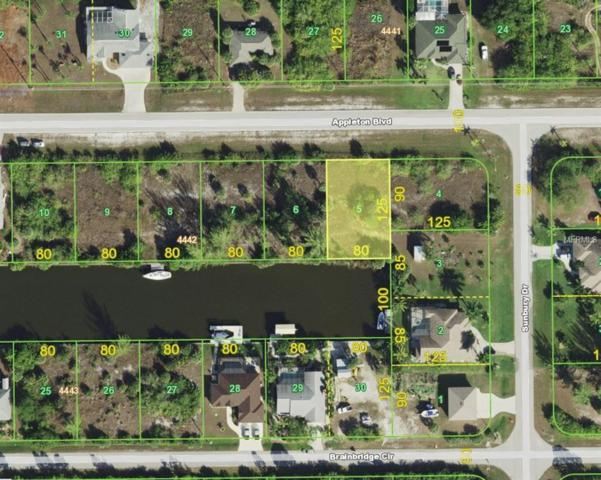 15049 Appleton Boulevard, Port Charlotte, FL 33981 (MLS #C7407501) :: The BRC Group, LLC
