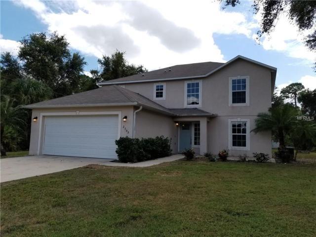 2305 Shackleford Avenue, North Port, FL 34288 (MLS #C7407572) :: Delgado Home Team at Keller Williams