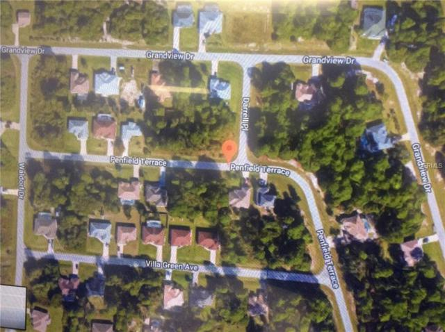 Villa Green Avenue, North Port, FL 34288 (MLS #C7407659) :: Medway Realty
