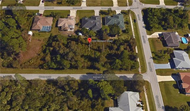 1250 Westport Street, Port Charlotte, FL 33952 (MLS #C7407670) :: Burwell Real Estate