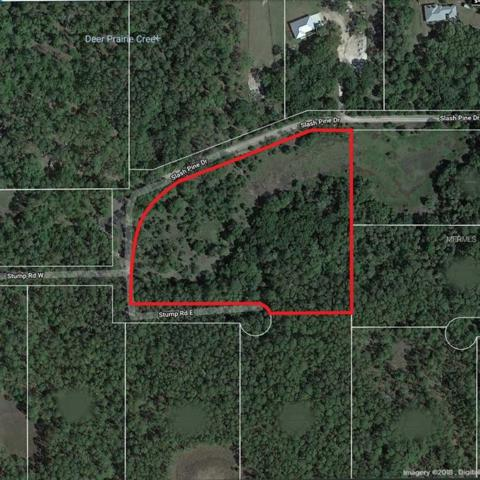 E Stump Road, North Port, FL 34291 (MLS #C7407671) :: Premium Properties Real Estate Services