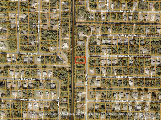 Albren Street, North Port, FL 34286 (MLS #C7407697) :: Premium Properties Real Estate Services