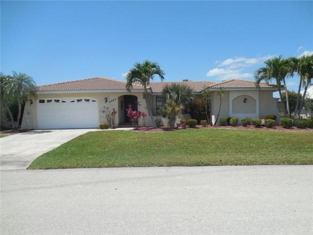 3905 Crooked Island Drive, Punta Gorda, FL 33950 (MLS #C7407704) :: Medway Realty