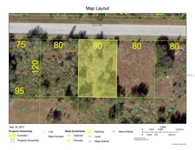 173 Vine Circle, Punta Gorda, FL 33982 (MLS #C7407712) :: Baird Realty Group