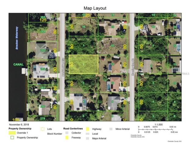 18215 Burkholder Circle, Port Charlotte, FL 33948 (MLS #C7407778) :: GO Realty