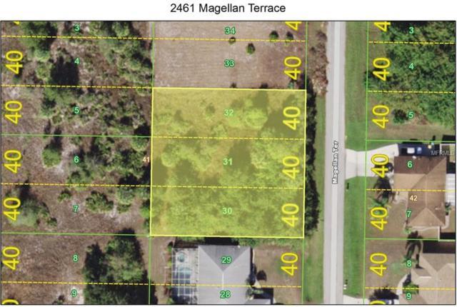 2461 Magellan Terrace, Punta Gorda, FL 33983 (MLS #C7407853) :: Baird Realty Group