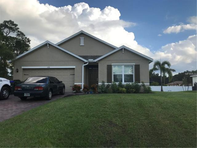 4388 Midland Street, North Port, FL 34288 (MLS #C7407879) :: Delgado Home Team at Keller Williams