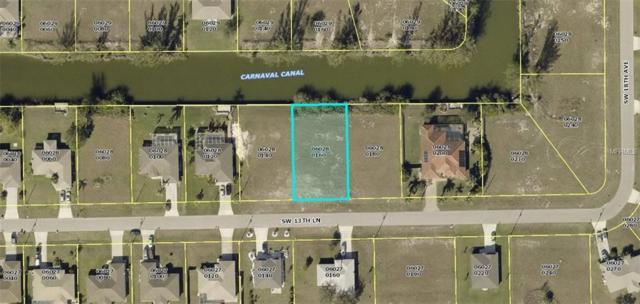 1819 13TH Lane, Cape Coral, FL 33991 (MLS #C7407885) :: Griffin Group