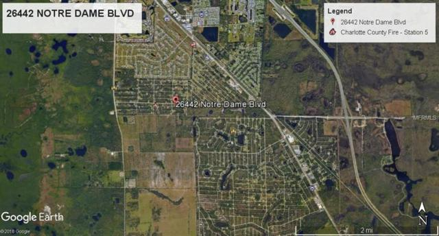26442 Notre Dame Boulevard, Punta Gorda, FL 33955 (MLS #C7407897) :: The Duncan Duo Team