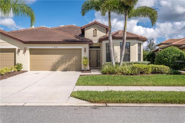 2769 Arugula Drive, North Port, FL 34289 (MLS #C7407909) :: Sarasota Home Specialists
