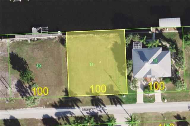24306 Buccaneer Boulevard, Punta Gorda, FL 33955 (MLS #C7407979) :: Griffin Group