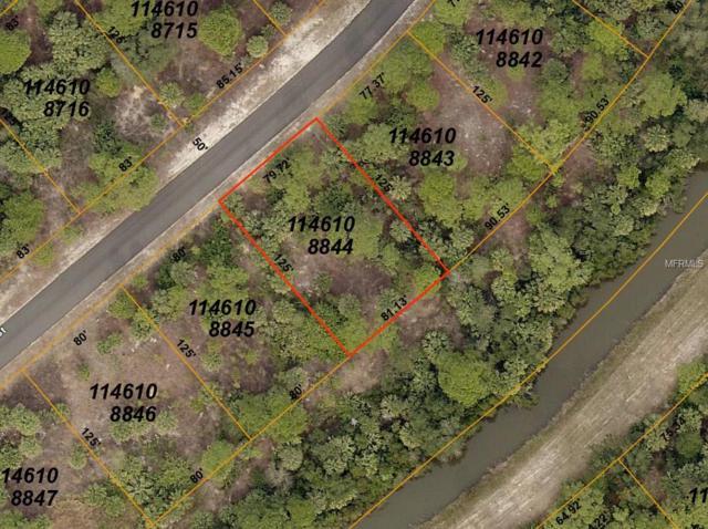 Lot 44 Snowdrop Street, North Port, FL 34288 (MLS #C7407986) :: Sarasota Home Specialists