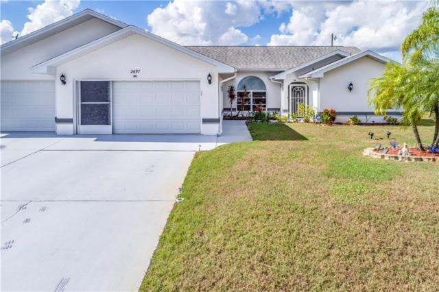 2697 Logsdon Street, North Port, FL 34287 (MLS #C7407990) :: Delgado Home Team at Keller Williams