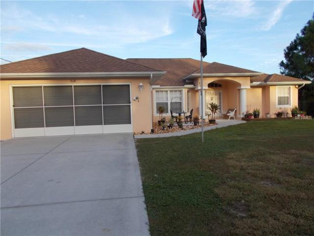 1618 Amnesty Drive, North Port, FL 34288 (MLS #C7407999) :: The Duncan Duo Team