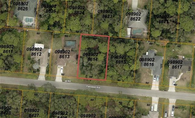 Palisades Avenue, North Port, FL 34287 (MLS #C7408017) :: The Duncan Duo Team