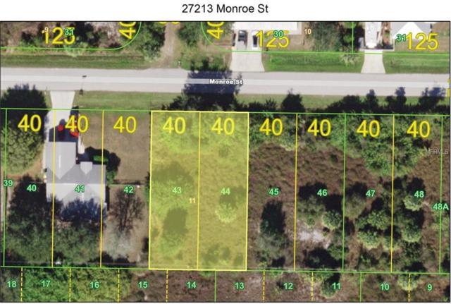 27213 Monroe Street, Punta Gorda, FL 33983 (MLS #C7408052) :: Baird Realty Group