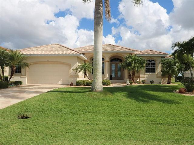 3718 Bordeaux Drive, Punta Gorda, FL 33950 (MLS #C7408077) :: Delgado Home Team at Keller Williams