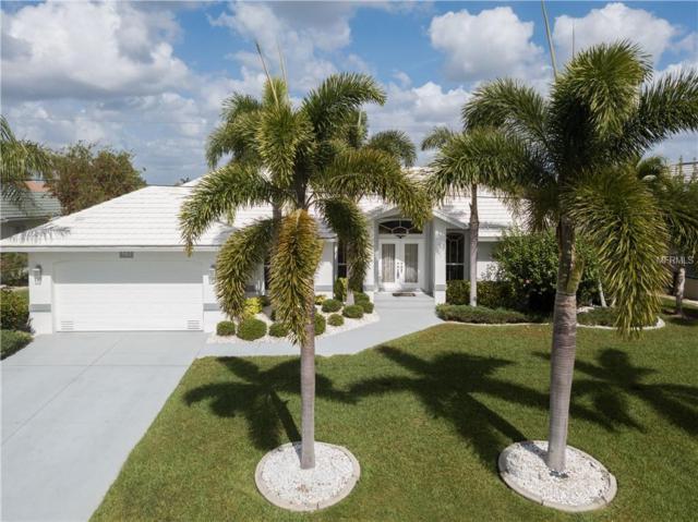 542 Port Bendres Drive, Punta Gorda, FL 33950 (MLS #C7408096) :: Delgado Home Team at Keller Williams