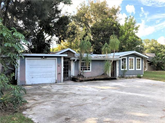 41 Glenwood Avenue, Osprey, FL 34229 (MLS #C7408137) :: EXIT King Realty