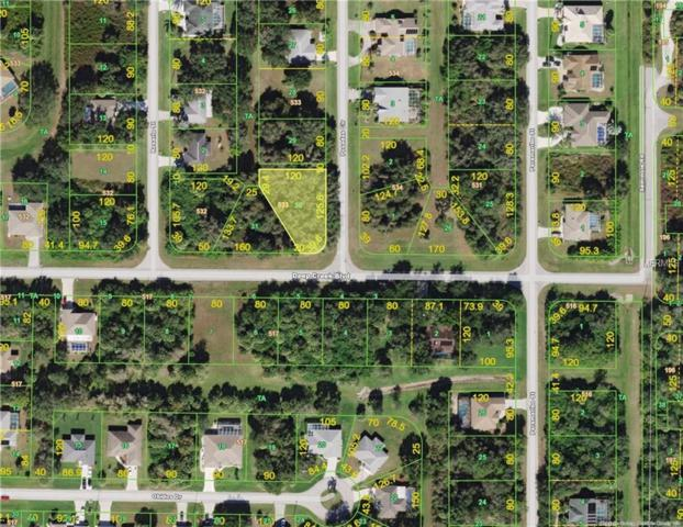 611 Posadas Circle, Punta Gorda, FL 33983 (MLS #C7408141) :: GO Realty