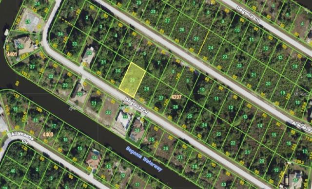 13831 Begonia Circle, Port Charlotte, FL 33981 (MLS #C7408155) :: Griffin Group